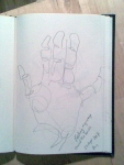 drawing-of-hand